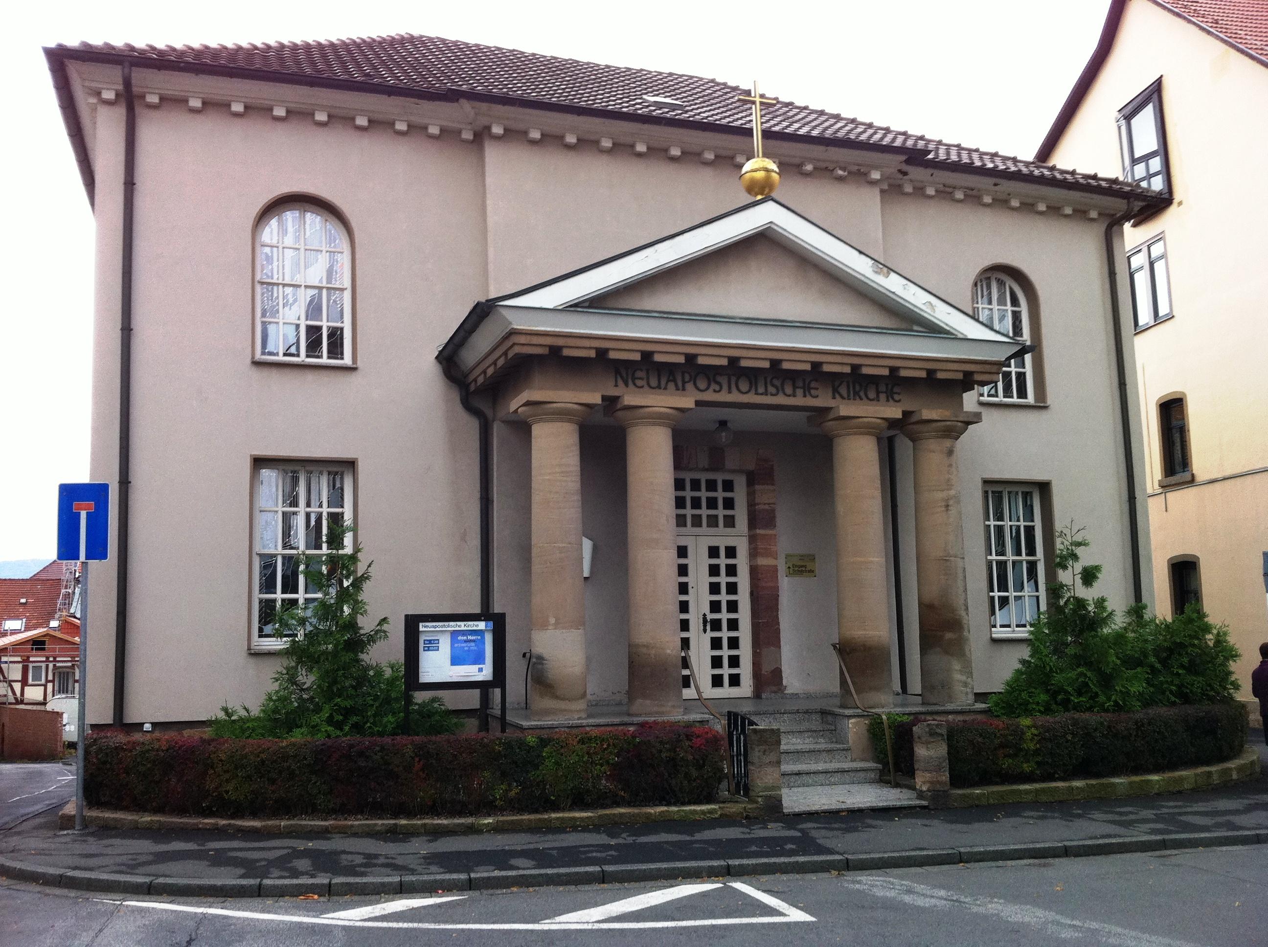 neuapostolische kirche eschwege apwiki