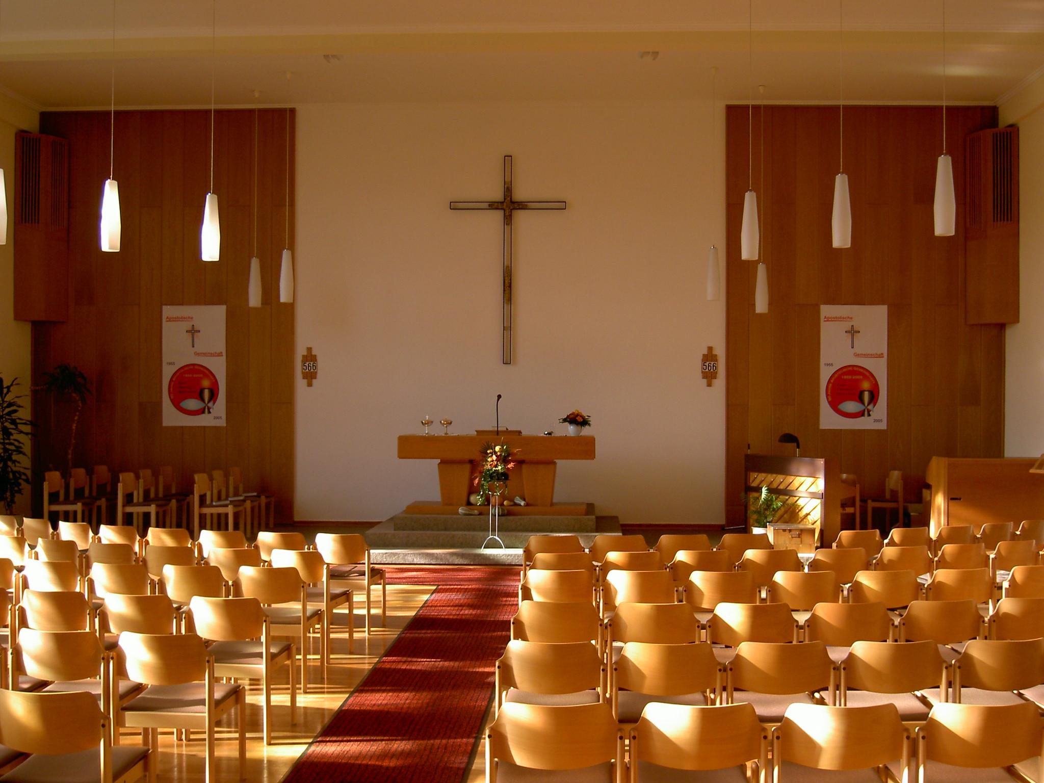 Gemeinschaft Kirche