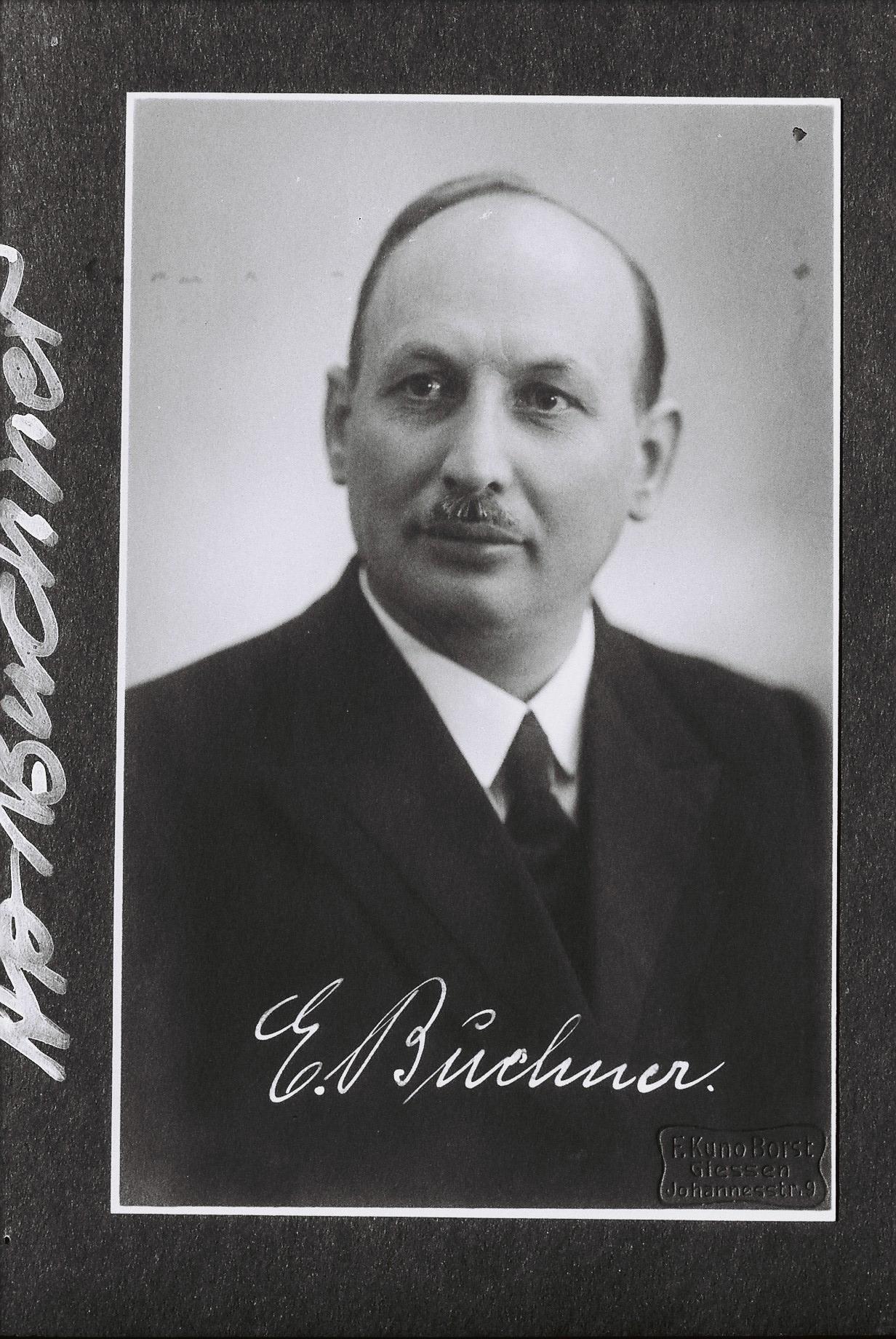 Buchner Geschichte